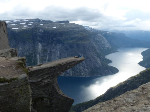 Trulltunga, Norway