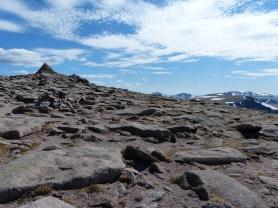 Summit Cairngorm, Scotland