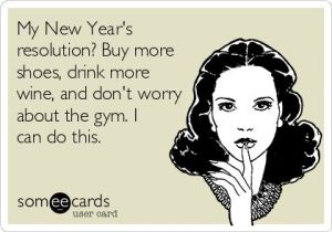 resolution drink more wine