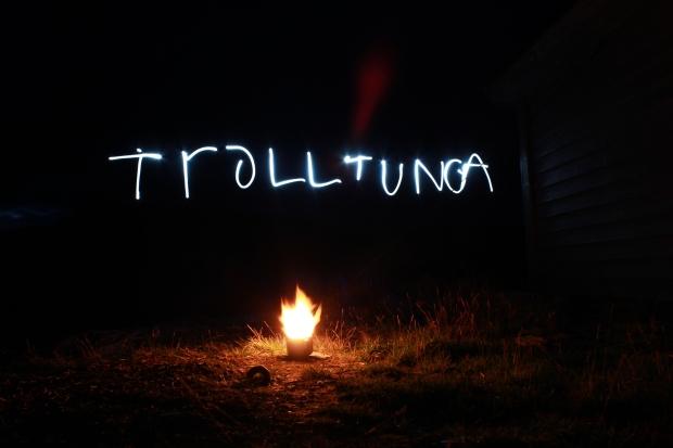 Trolltunga Campfire