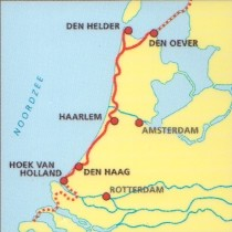 Holland's Coast Path