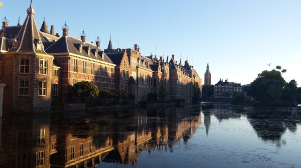 Binnenhof Den Haag - House of Parlement The Hague