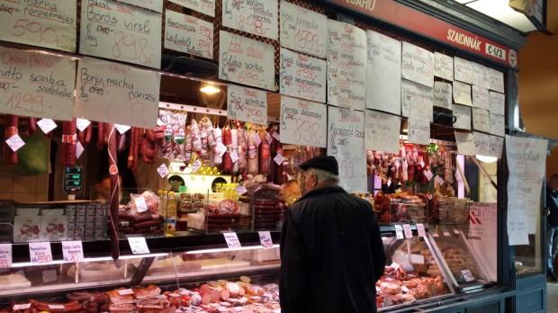 Great Market Hall Budapest - Nagyvásárcsarnok