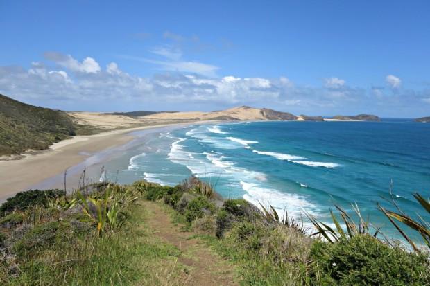 Twilight Beach New Zealand