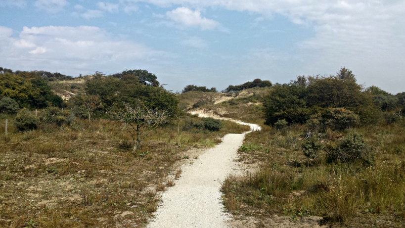 Hiking Holland's Coast Path part 1