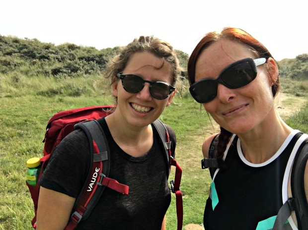 Anto of we12travel and Liz of hikingwithliz