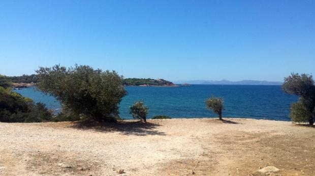 Beach Athens