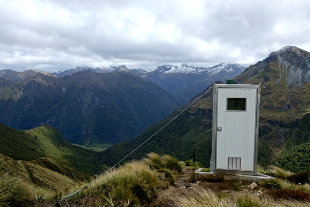 Hiking New Zealand's Kepler Track