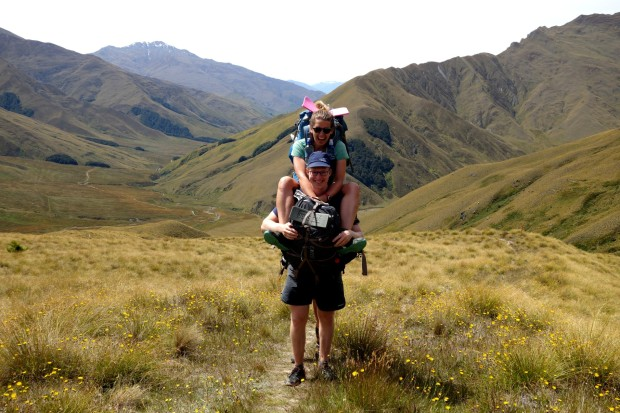 Motatapu Track New Zealand